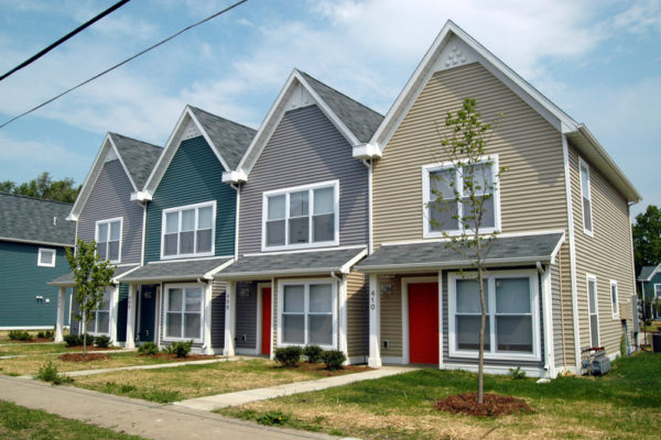 Douglass Square Townhomes
