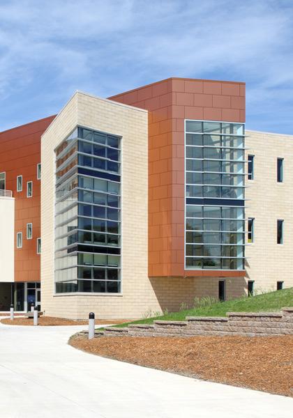 DMACC Health Sciences Building