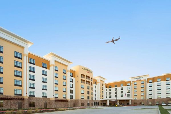 Towne Place Suites and Courtyard