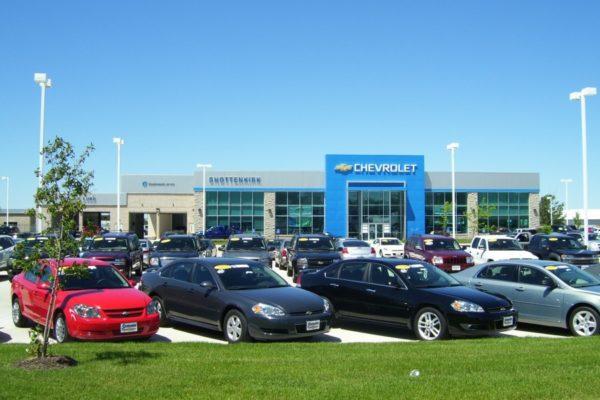 Shottenkirk Chevrolet, Waukee