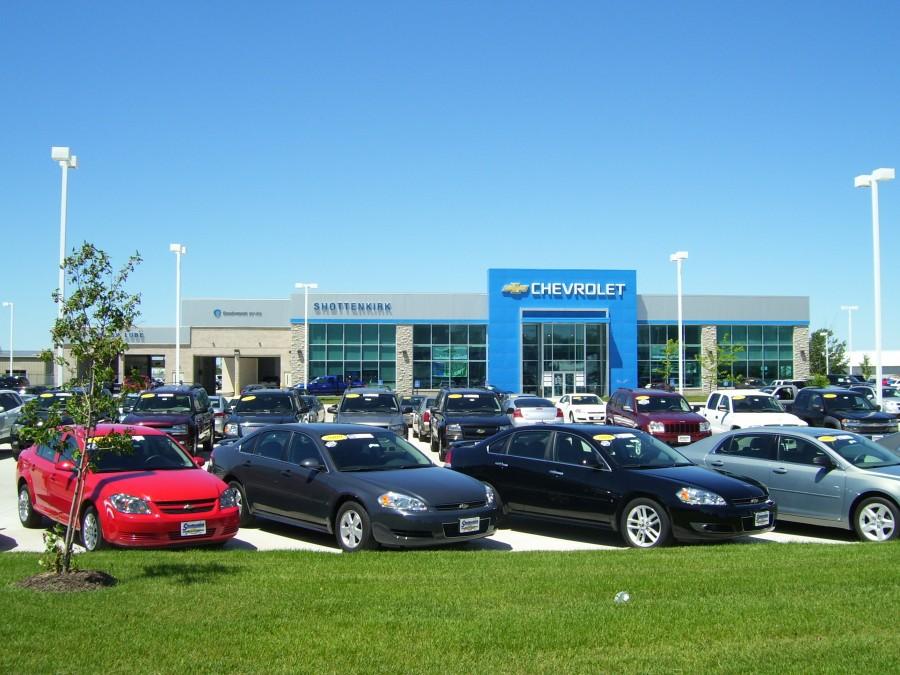 Shottenkirk Fort Madison >> Shottenkirk Chevrolet, Waukee - Baxter Construction Co