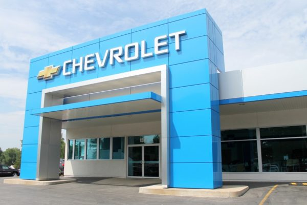 Shottenkirk Chevrolet, Quincy