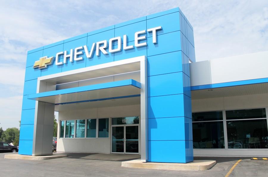 Shottenkirk Fort Madison >> Shottenkirk Chevrolet, Quincy - Baxter Construction Co
